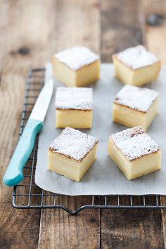 La ciliegina sulla torta: Una torta magica (o quasi).