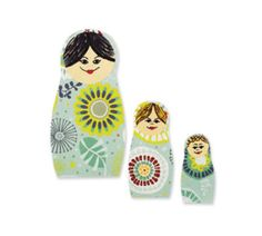 Nesting Doll Puppets  6-8