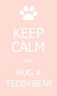 Awww i love cuddle w/ mine, aka my* BF ;D
