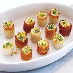 ちくわのエスカルゴ風 | 飛田和緒さんのおつまみの料理レシピ | プロの簡単料理レシピはレタスクラブニュース