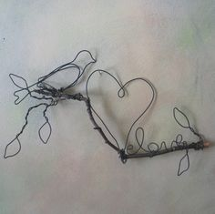 Bird In Love from Bird From a Wire