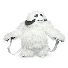 Plush Wampa Backpack