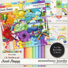 Somewhere Bundle by Digilicious Design