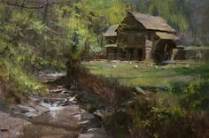Kenn Backhaus- Springtime