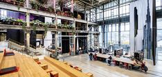 Street View, Netherlands, Refurbishment, Workshop, Nature, Life