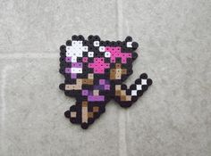 Perler Zelda: A Link to the Past Fairy. $4.00, via Etsy.