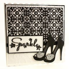 Tonic Studios Girls Night Out Sentiments Sparkle and Shine Die Set 2