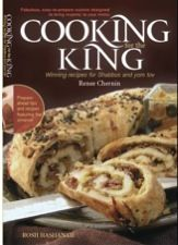 Introducing my new Kosher Cookbook with easy recipes for Rosh Hashanah & Shabbos. Order it here http://www.thekosherchannel.com/order-the-book.html