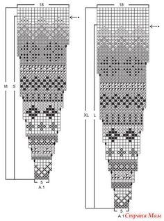 Комплект из джемпера и шапки норвежским узором от DROPS Design  Джемпер…