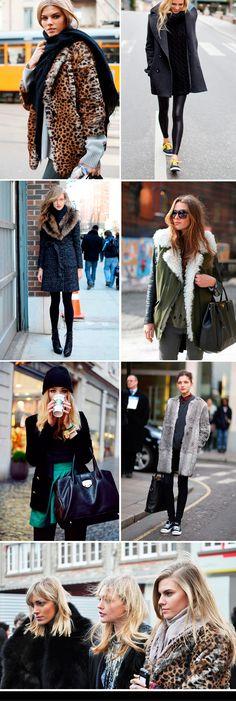 » Cold Winter Street Style Mi armario en ruinas