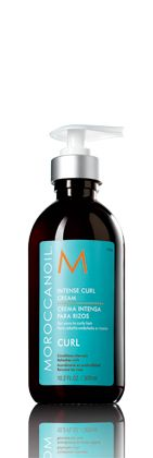 Moroccan Oil...Intense Curl Cream...my new absolute must have for curly hair!!♥
