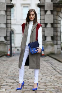Style-pics on the streets of London | Never Underdressed