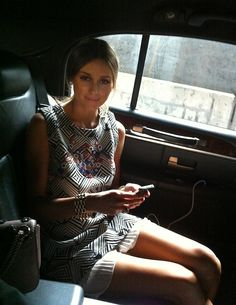 Olivia Palermo, she's so perfect and so is her style!