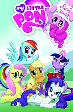 My Little Pony: Friendship is Magic Volume 2 by Heather N...