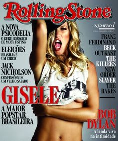 Rolling Stone - Outubro 2006
