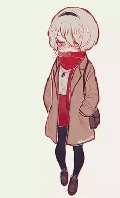 Pixiv | HN Nier Characters, Manga Anime, Anime Art, Drakengard Nier, Character Art, Character Design, Anime Demon Boy, Anime Drawing Styles, Angel Drawing