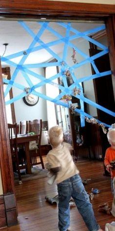Das ist doch was für einen Kindergeburtstag. Noch mehr Ideen gibt es auf www.Spaaz.de