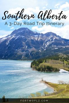 A 3-day road trip to Southern Alberta to celebrate Canada 150. Exploring Waterton Lakes National Park, Frank Slide, and Head-Smashed-In Buffalo Jump.