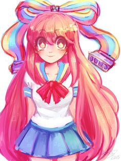 Giffany by shrowl on DeviantArt Reverse Gravity Falls, Gravity Falls Art, Reverse Falls, Giffany Gravity Falls, Desenhos Gravity Falls, Rick Y Morty, Cartoon Video Games, Mabel Pines, Great Memes