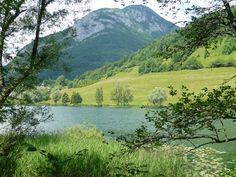 Lac de la Thuile-Savoie