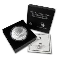 2010 US MINT MOUNT HOOD UNCIRCULATED QUARTERS 2 ROLL P/&D SET IN SEALED BOX MIUSA