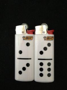 Flick My Bic Domino