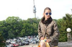 Fashion shooting 2014. #Avala #Beograd #Belgrade #Srbija #Serbia #Balkan #fur #coat #furstyle #furfashion #furinsider #furblog #style #dorcol #vracar