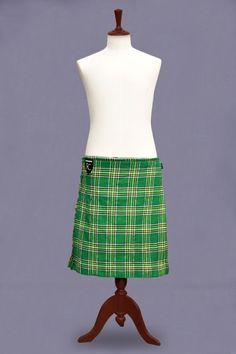 New Scottish Fetch Culture Irish Heritage Highland Men Traditional Tartan Kilts #FetchCulture #Kilt