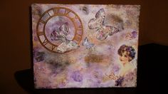 Media Mix Painting by Shabby but Chic Handmade