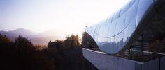 Nordpark Cable Railway / Zaha Hadid Architects