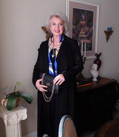 Why I Wear A Scarf – SusanAfter60.com