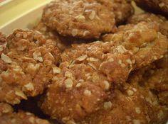 ANZAC biscuits Las galletas ANZAC, típicas de Australia
