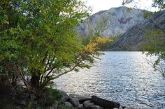 Convict Lake, CA--must go to see why my dad loved this place so much
