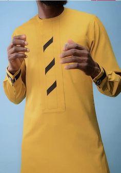 Items similar to African men's clothing / African fashion / Wedding suit /dashiki /African men's shirt / African attire /Ankara styles/Senator on Etsy African Male Suits, African Wear Styles For Men, African Shirts For Men, African Dresses Men, African Attire For Men, African Clothing For Men, Latest African Fashion Dresses, African Men Fashion, Ankara Fashion