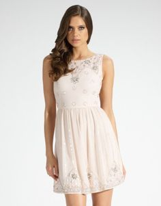 Frock And Frill Evelyn Embellished Dress