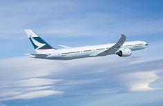 Boeing: Boeing and Cathay Pacific Airways Announce Order for 21 777-9Xs