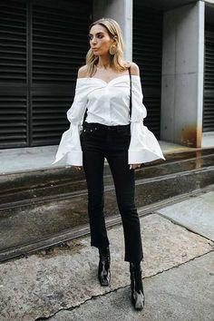 Street Style Australian Fashion Week 2017 Day 2 - Image 37