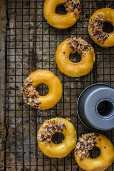 Caramelized White Chocolate Doughnuts | 26 Doughnuts That Are Almost Too Good To Be True