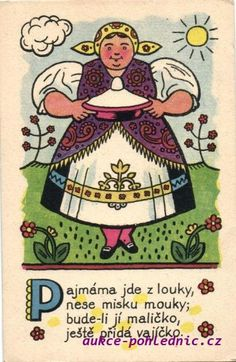 Czech Republic, Folklore, My World, Illustrators, The Past, Fantasy, Baseball Cards, Retro, Pictures