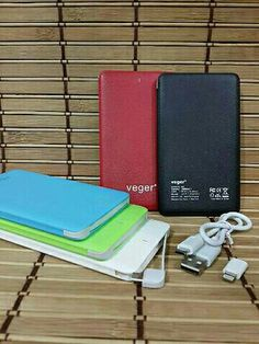 Powerbank Veger 10.000 mAh