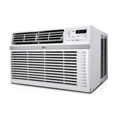 LG 18,000-BTU 1000-sq ft 230-Volt Window Air Conditioner ENERGY STAR