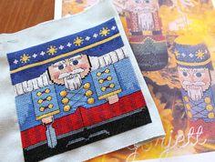 Sew Much 2 Luv: cross stitch