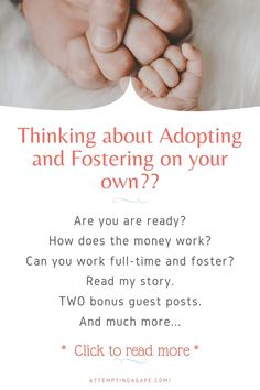 Becoming and being a single parent by choice through adoption or foster care is not easy, but it is doable, tips by this single adoptive mom. #singleparentadoption #singleparentbychoice #singleparentfoster #singleadoption #adoption #fostercare #fostercareadoption Foster Care Adoption, Single Parenting, Grief, Read More, The Fosters, Mom, Reading, Tips, Easy