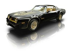 1977 Pontiac Trans Am SE 400 V8 4 Speed Bandit. Source: RK Motors Charlotte.