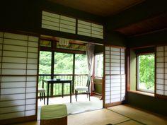 "Camera di ""Hukeikan""(Hotel), Yamada-Onsen(Terme) Takayama-mura Nagano Japan"