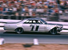 Mario Andretti Riverside 1966, with front end modifications to his new Ford Galaxie.