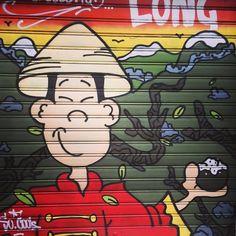 Facce buffe in #viapaolosarpi #mitomorrow #milan #milano #colori #milanocity #milanodavedere #instamilan #ilovemilano #streetart #art #instart #instartist #artdesign #murales #muralesart by mitomorrowoff