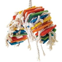Busy Bird Bird Toy