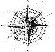 86 Best Nautical And Compass Tattoos Images Compass Tattoo