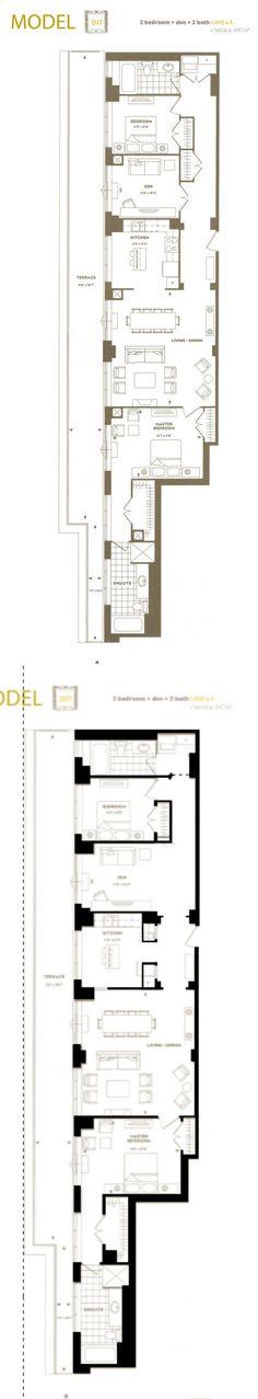 Long Thin House Design Distance Plans Home Phone Floor Narrow Lake Uk Apartment Barn For Skinny